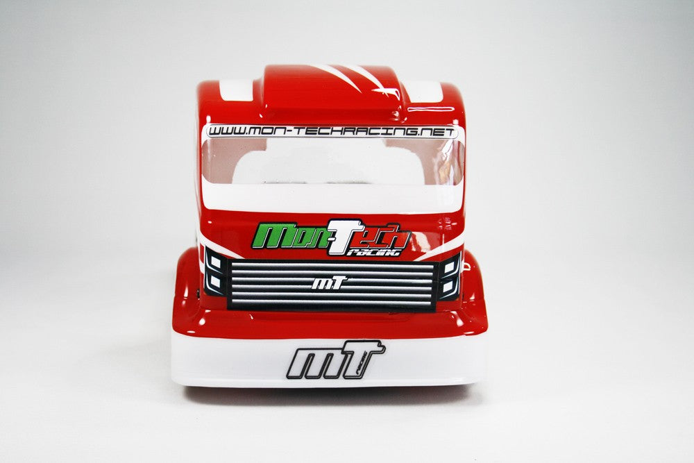 Mon-Tech Racing: M-Truck 190mm Touring Car Body