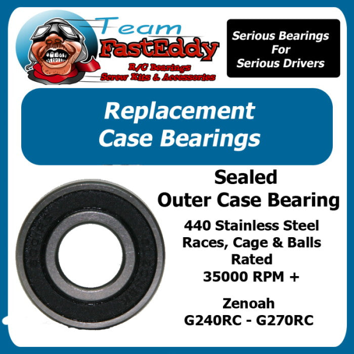 Team FastEddy: Replacement Sealed Engine Bearing