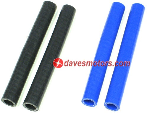 DDM Racing: Reinforced Silicone Tube for X-Can Mufflers