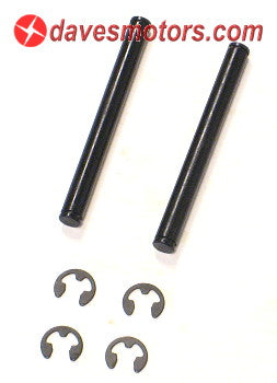FG Modellsport: Rear Lower Wishbone Pin Set - fg06073