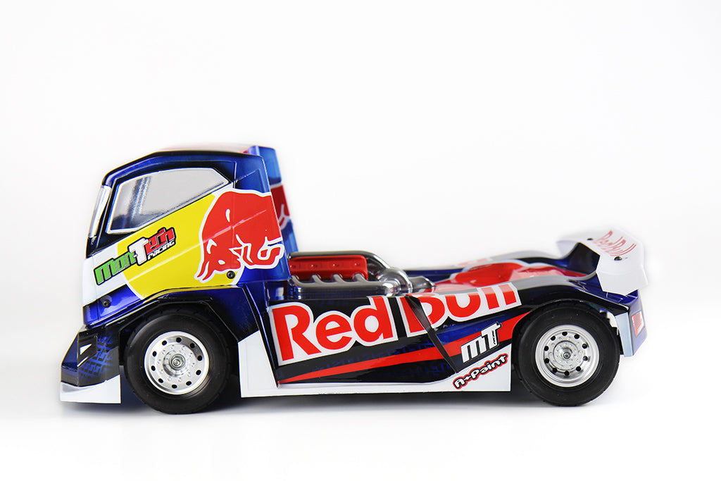 Mon-Tech Racing: M-Truck 2.0 190mm Touring Car Body