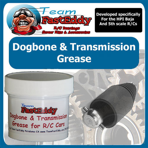 Team FastEddy: Axle/Transmission Grease