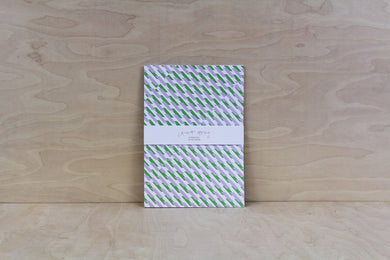 Laura Spring Notebook A4 (collection only)