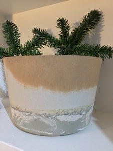 Emma McDowall - Large Pot / Planter (collection only)
