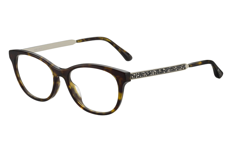 Jimmy Choo JC202 | Square Glasses