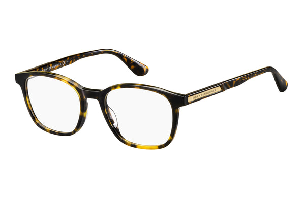 TH 1704 Tommy Hilfiger | Square Glasses