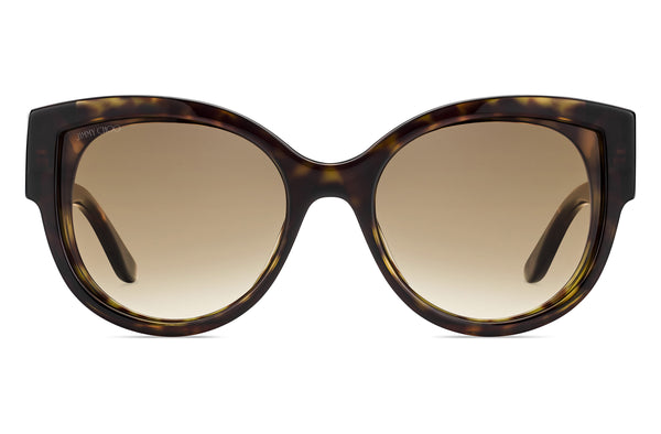 Jimmy Choo POLLIE/S | Oval Sunglasses