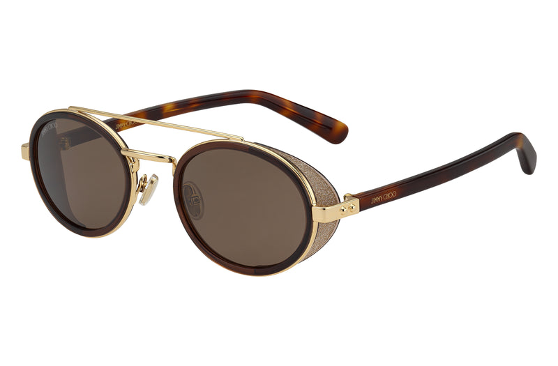 Jimmy Choo TONIE/S | Oval Sunglasses