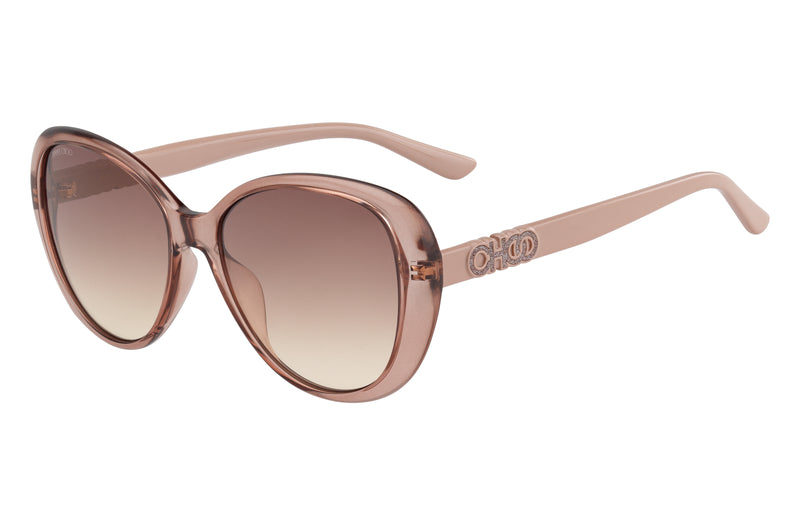 Jimmy Choo AMIRA/G/S | Oval Sunglasses