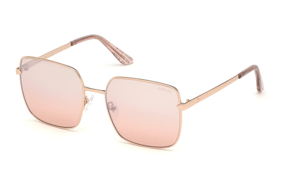GU 7615 Guess | Square Sunglasses