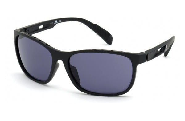 SP 0014 Adidas | Rectangle Sport Sunglasses