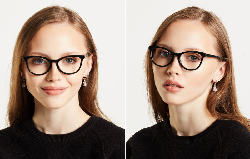 Jasmin | Cat Eye Glasses