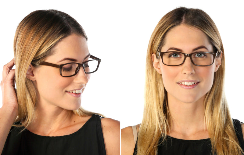 Classy | Optical King Rectangle Glasses