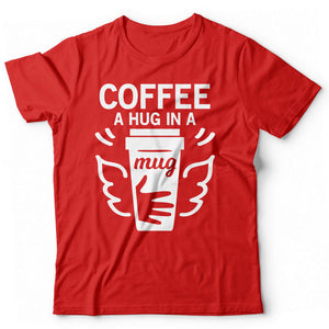 Coffee a hug in a mug - Print Fresh