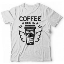 Laden Sie das Bild in den Galerie-Viewer, Coffee a hug in a mug - Print Fresh