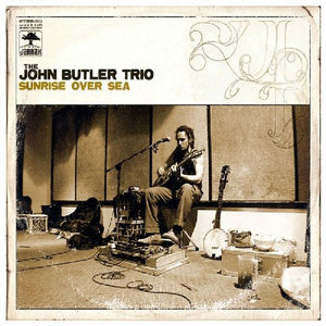 John Butler Trio 'Sunrise Over Sea' CD