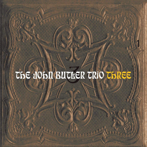 John Butler Trio 'Three' CD
