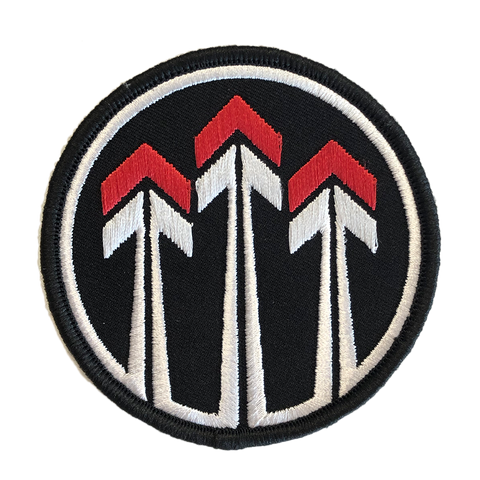 John Butler 'Arrows' Patch