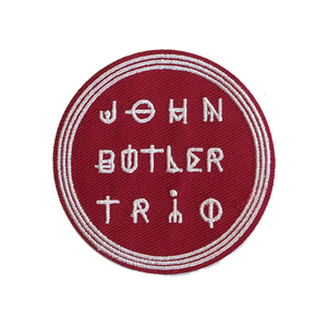 John Butler Red 'JBT' Patch