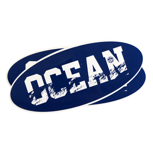 John Butler Set of 2 'Ocean Sticker'