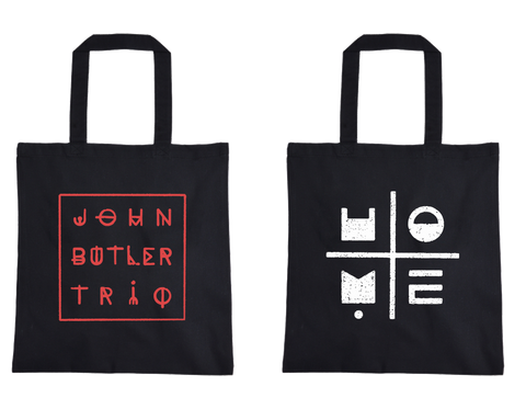 John Butler Trio 'Shopper' Tote Bag