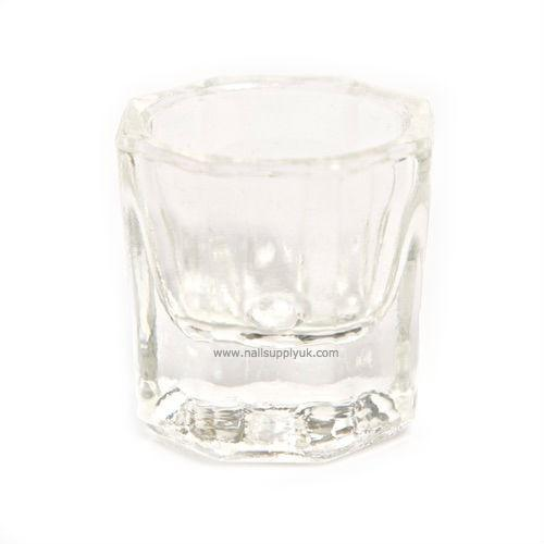 Alcohol Dampen Glass Finger Size