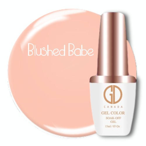 GDC Vegan Cruelty Free 027 Blushed Babe