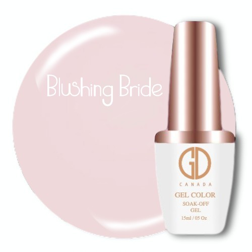 GDC Vegan Cruelty Free 005 Blushing bride