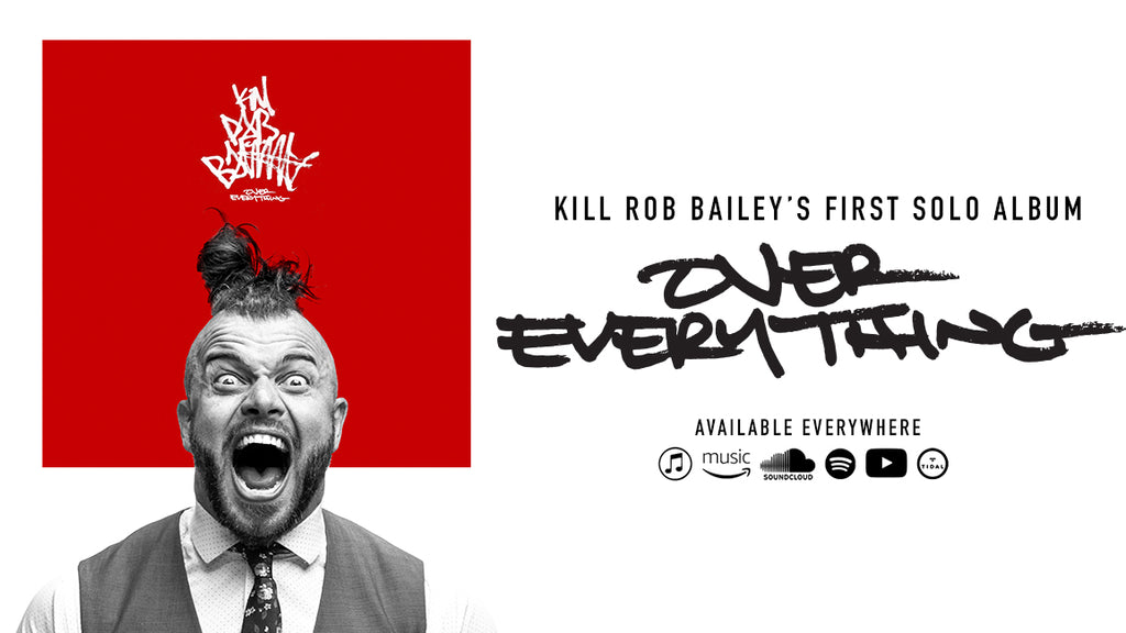 """OVER EVERYTHING"" AVAILABLE NOW!"