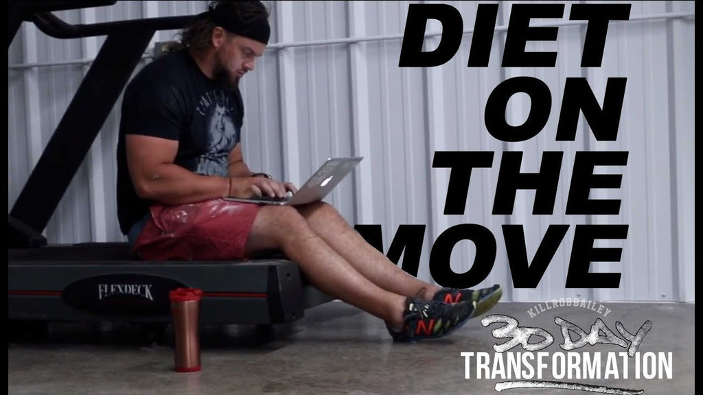 Montana to Buffalo | Attempting Staying on Diet | 30 Day Transformation | Ep.7
