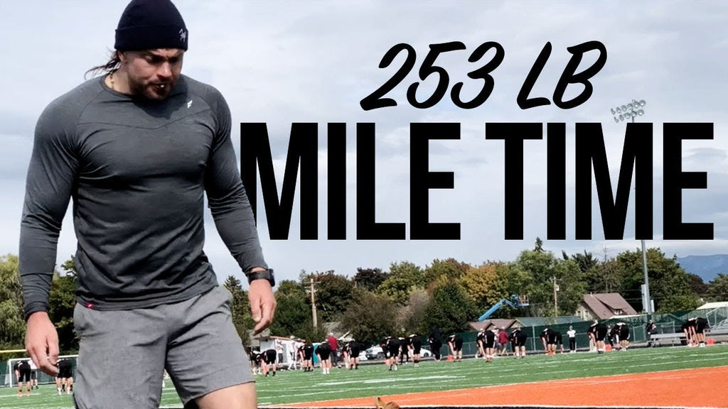 What is my Mile Time?