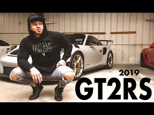 Happy Birthday... GT2RS