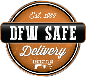 DFW Safes Logo