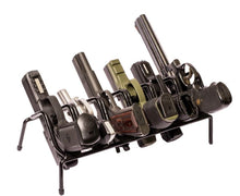 Handgun Rack (Holds 6 Handguns)
