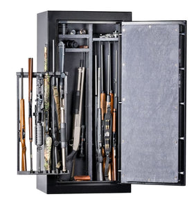 Swing Out Gun Rack System- 6 gun (SOR6)