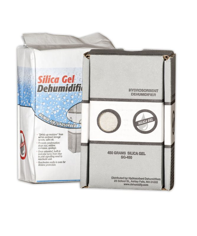 Silica Gel Dehumidifier