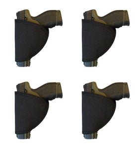 Velcro Handgun Holders