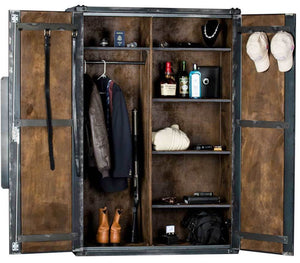 Ironworks Armoire