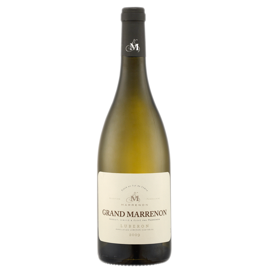 Grand Marrenon Blanc - LUBERON