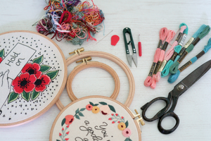 How to Get Started With Hand Embroidery