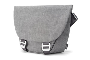 "Jute macbook-messenger-bag for 12-15"" Mac/PC"