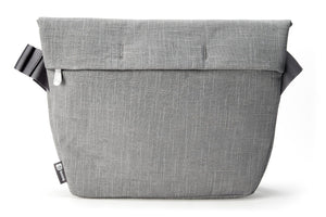 Natural Fibre Shadow Macbook Messenger Bag