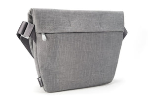 "Natural Fibre Macbook Messenger Bag for 12-15"" Mac/PC"