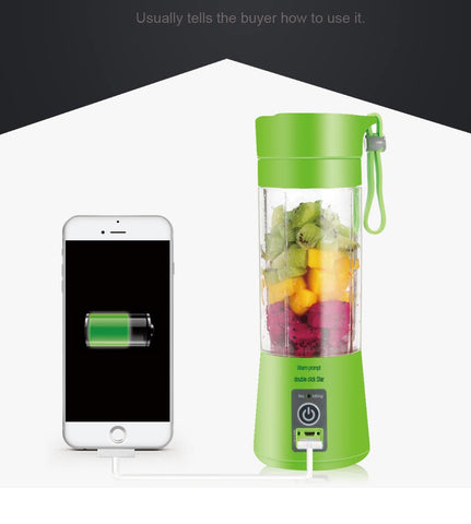 2018 Portable Power Blender – UNICOOL