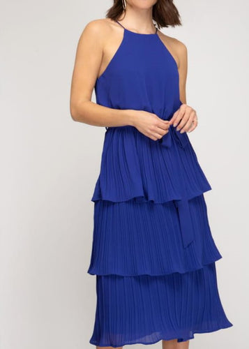 Royally Yours Midi Dress