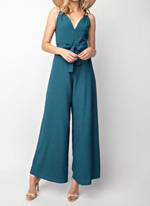 Double Strap Jumpsuit