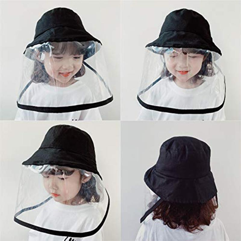 360° FULL PROTECTION REUSABLE ANTI-FLUID PROTECTION HAT