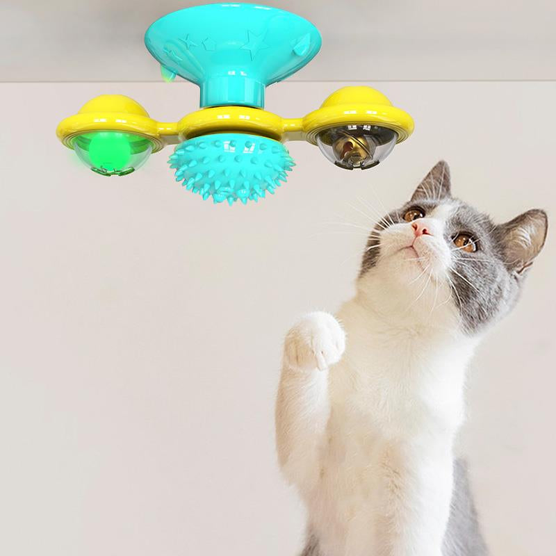 AMAZING - Windmill Cat Toy 50% OFF!!!