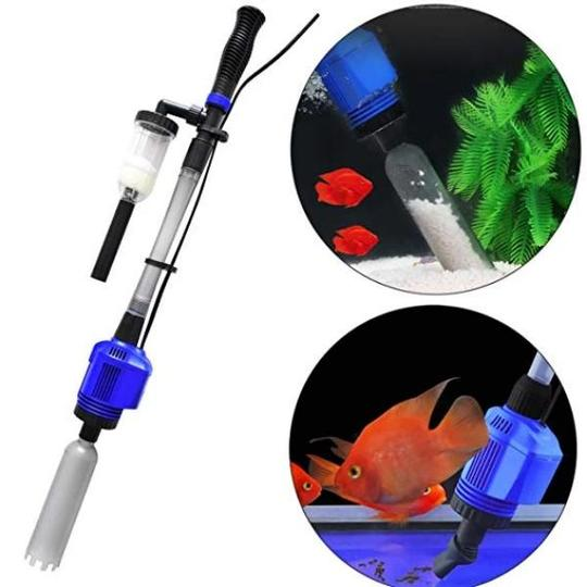 3 in 1 Automatic Aquarium Gravel Cleaner