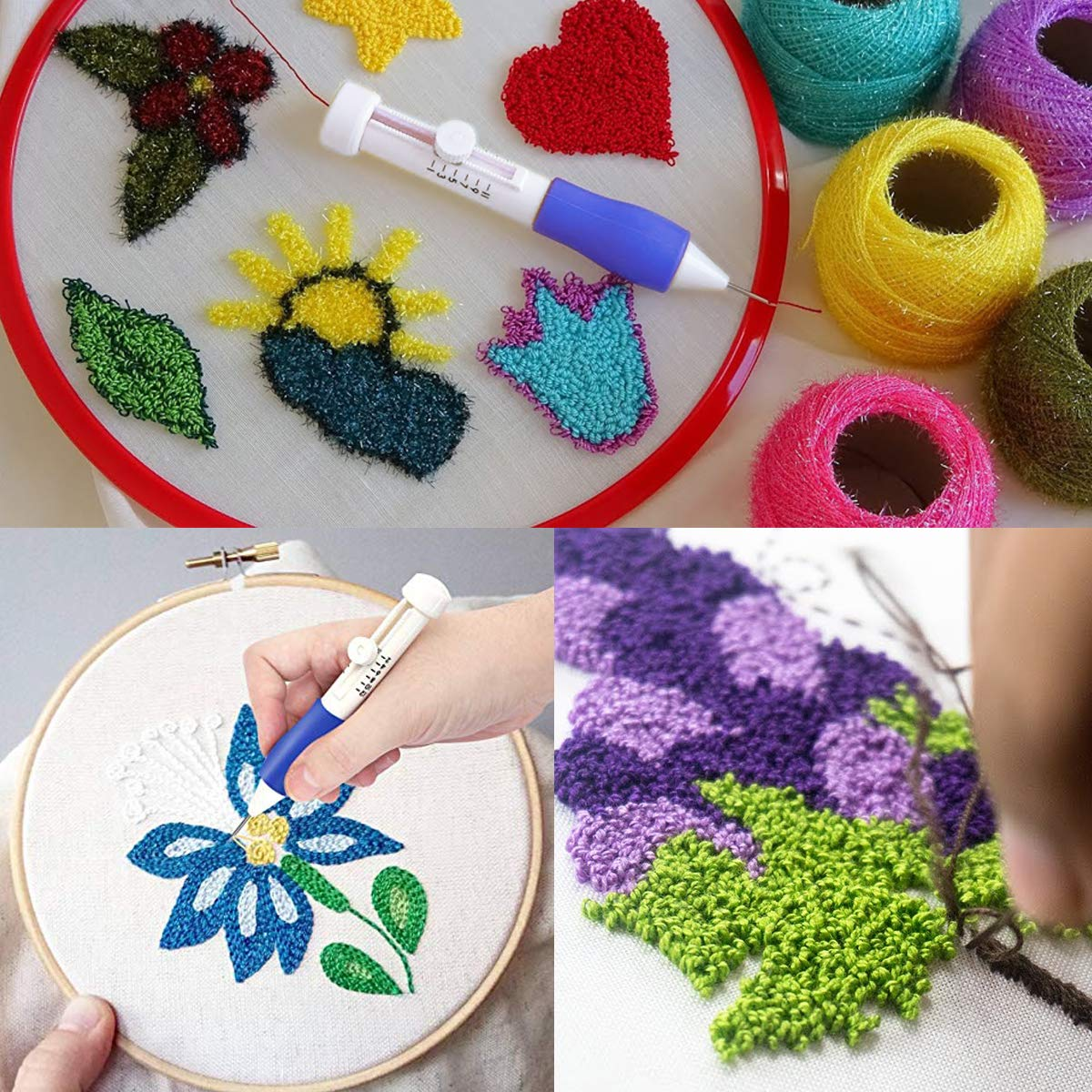 50% OFF ONLY TODAY!!! - Magic Embroidery Pen™